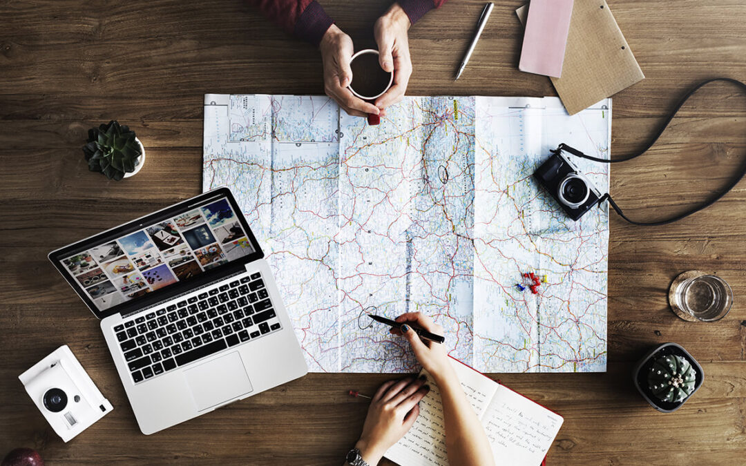 How do we plan our trips?